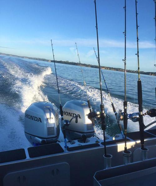 Wave Dancer Crew Club Fishing